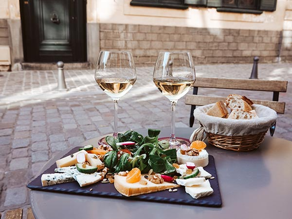 Lille travel guide wijnbar