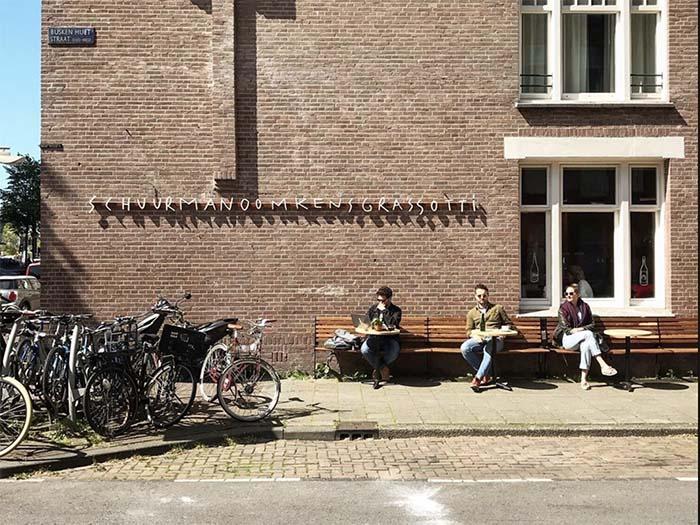 Schuurmanoomkensgrassotti Amsterdam