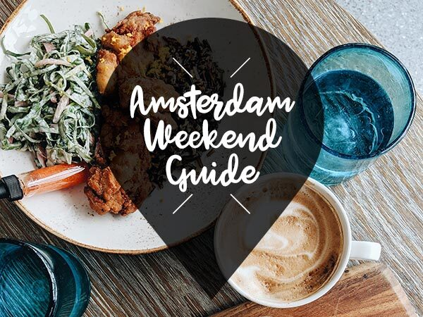 amsterdam weekend guide 12 13 14 juli