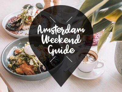 amsterdam weekend guide 19 20 21 juli