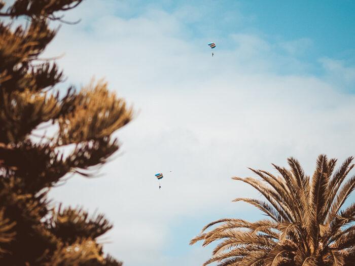 bucketlist skydiven aruba