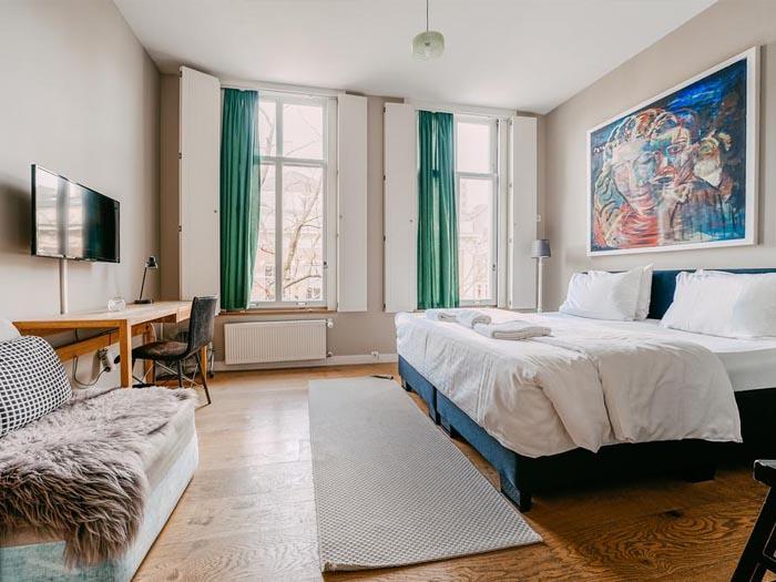 beste hotels in rotterdam