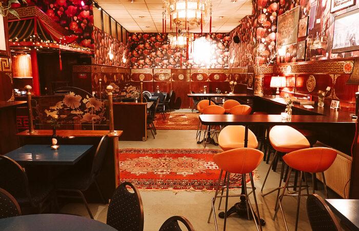 redbone amsterdam interieur
