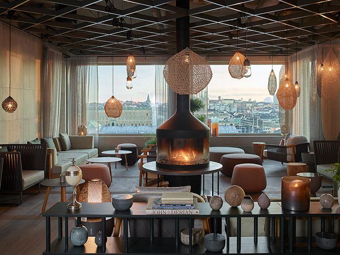Hotel Downtown Camper Stockholm