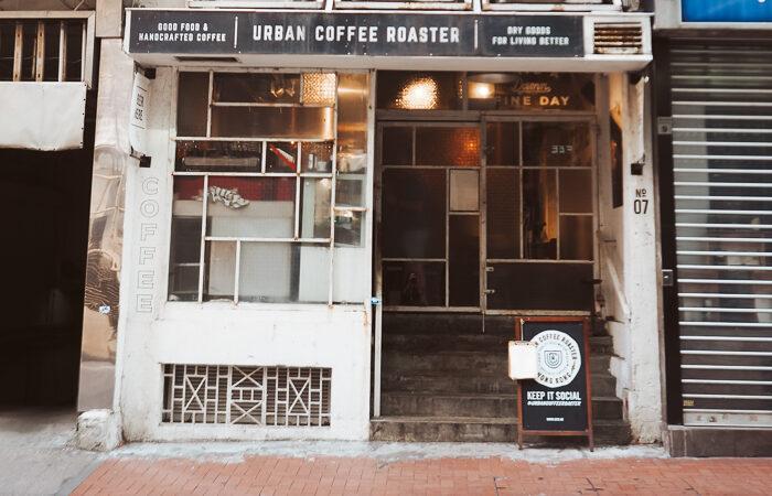 koffie in hong kong