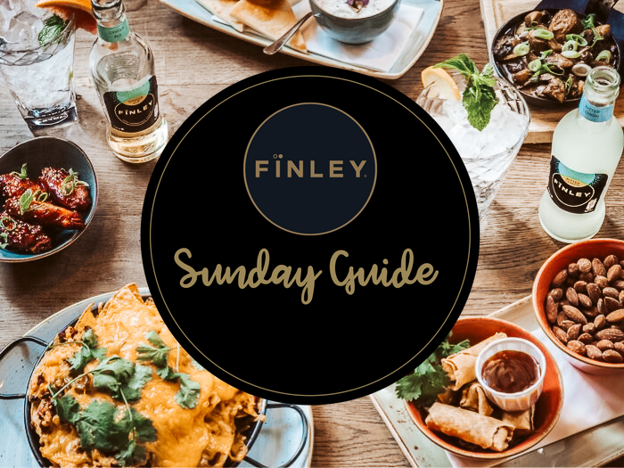 Finley sunday guide zondagtips