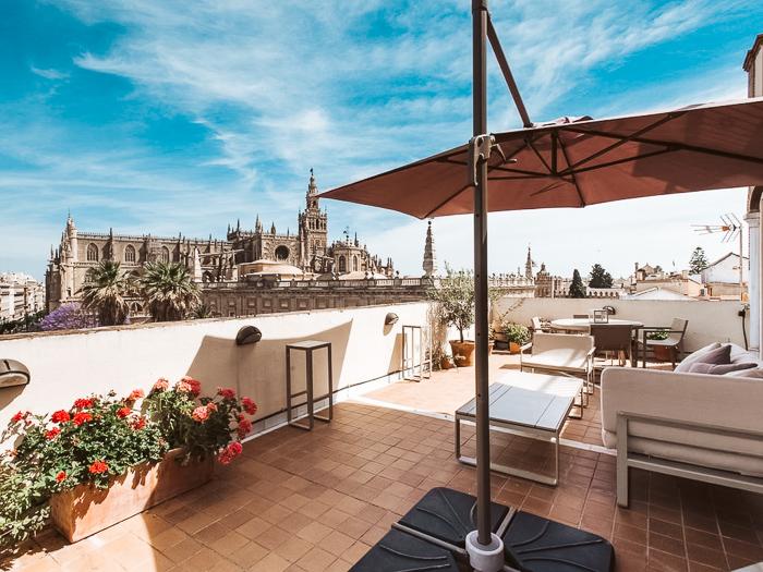 Penthouse Sevilla