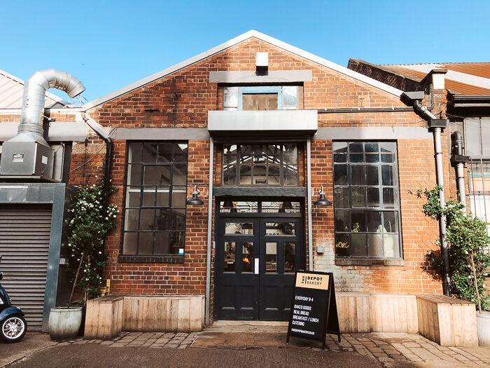 The Depot Bakery sheffield