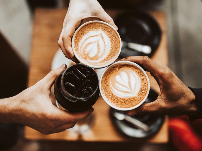 albert heijn koffie laperla