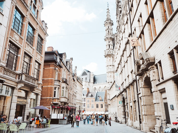 leuven city guide hotspots