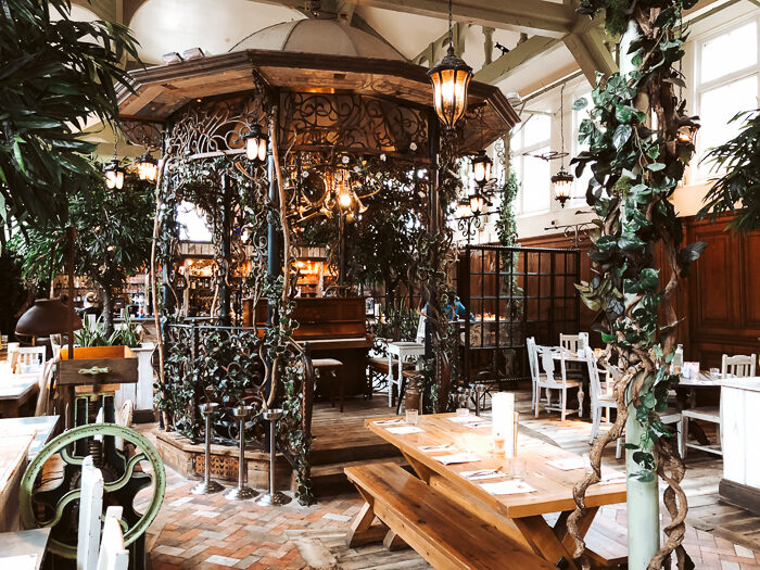 the botanist sheffield travel guide