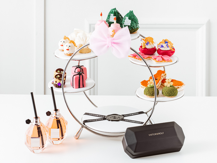 viktor rolf afternoon tea waldorf astoria amsterdam