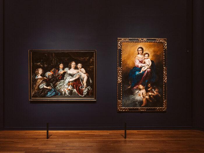 Rijksmuseum Rembrandt Velazquez