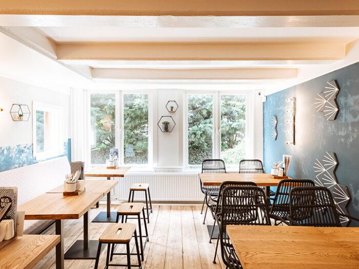 Grieks Restaurant Meet & Greek in Amsterdam