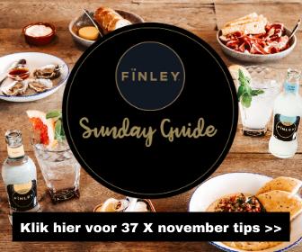 Fïnley Sunday Guide: 37 tips voor iedere zondag in november