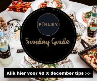 Fïnley Sunday Guide: 40 tips voor iedere zondag in december