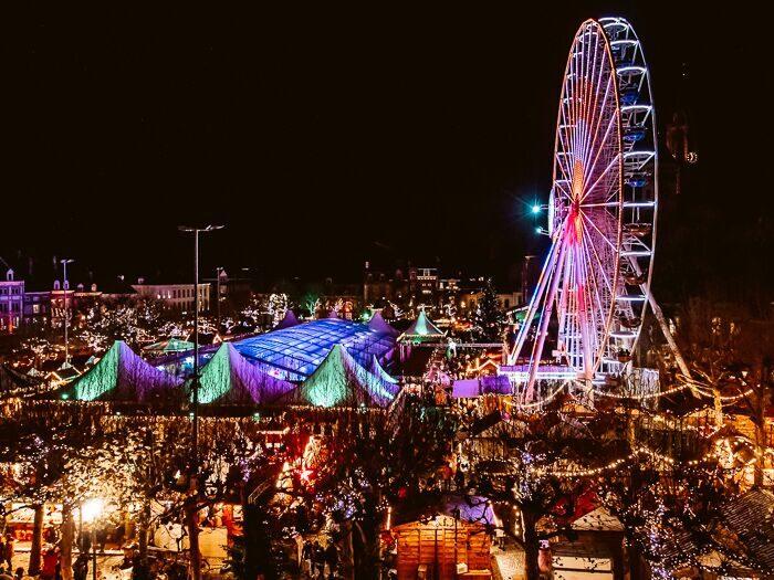 beste kerstmarkten nederland 2019
