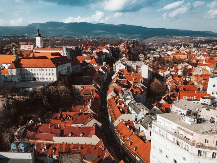 Zagreb hotspots