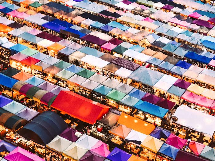 markten bangkok