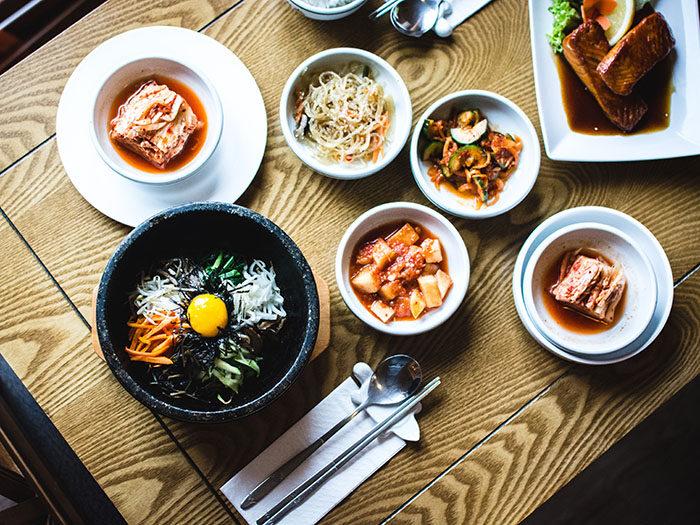 Beste koreaanse restaurants in Amsterdam