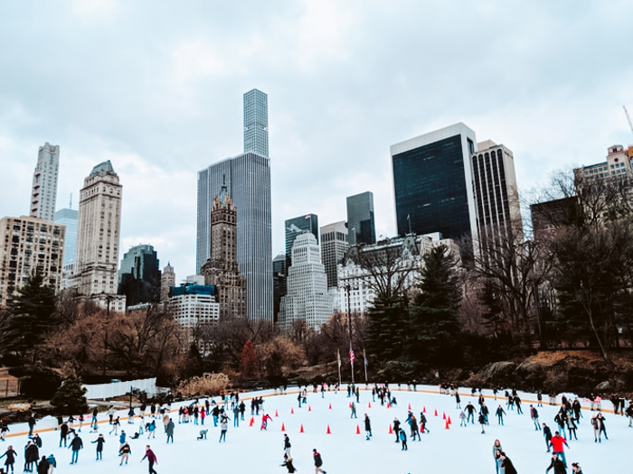 New York kerst guide