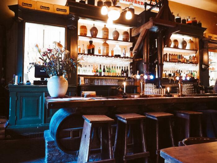 Proeflokaal A van Wees Amsterdam