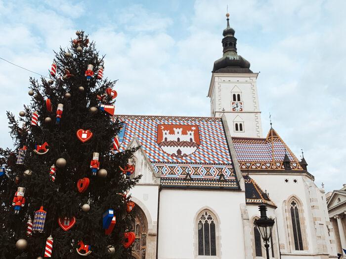 St. Marcus Chruch Zagreb