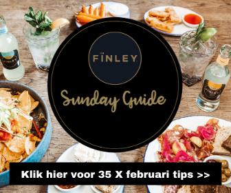 Fïnley Sunday Guide: 35 X tips door heel Nederland voor iedere zondag in februari