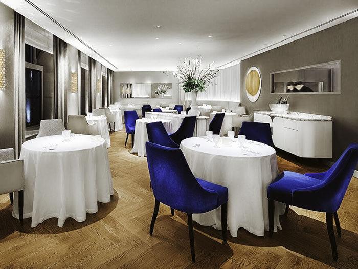 Restaurant Spectrum Waldorf Astoria Amsterdam