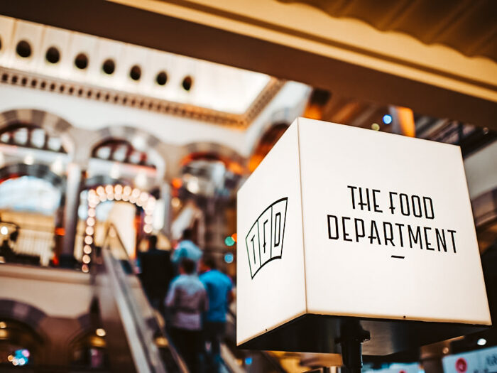 Foodmarkten Nederland