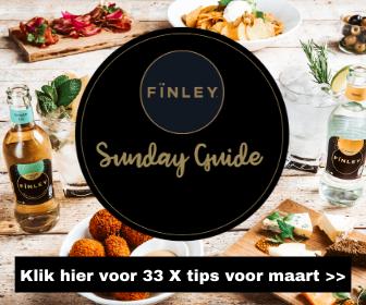 Fïnley Sunday Guide – maart: 33 X zondag tips door heel Nederland