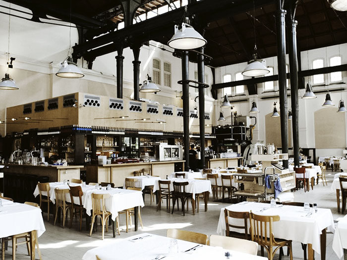 Cafe Restaurant Amsterdam - Cradam