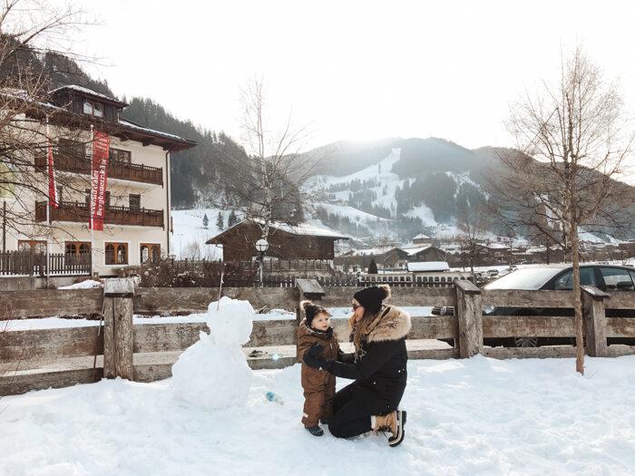 grossarlt wintersport oostenrijk