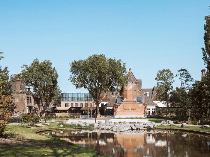 hotel arena lentemarkt amsterdam