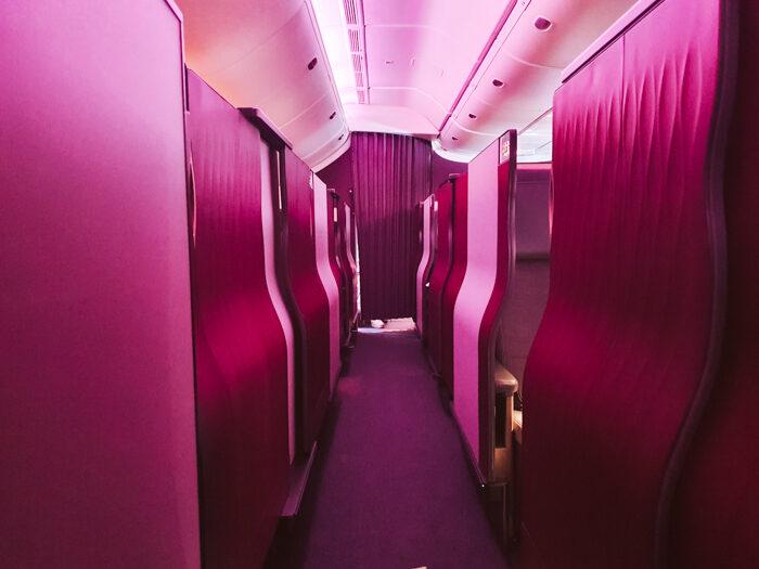 qsuite qatar airways review