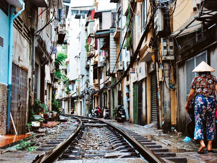 city walks virtual