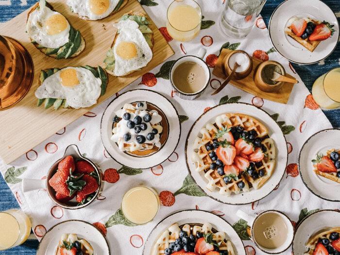 ontbijt bestellen of take-away