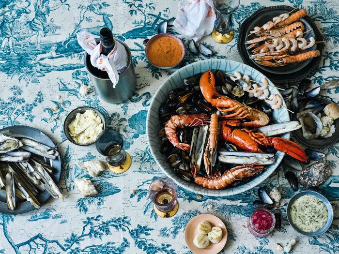 recept Fruit de mer