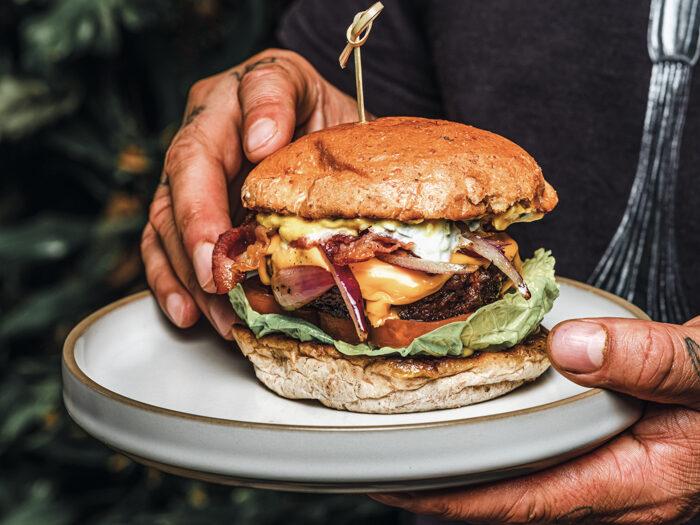 Recept suri burger