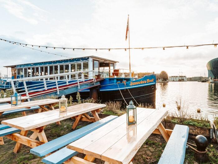 Hannekes Boot Amsterdam
