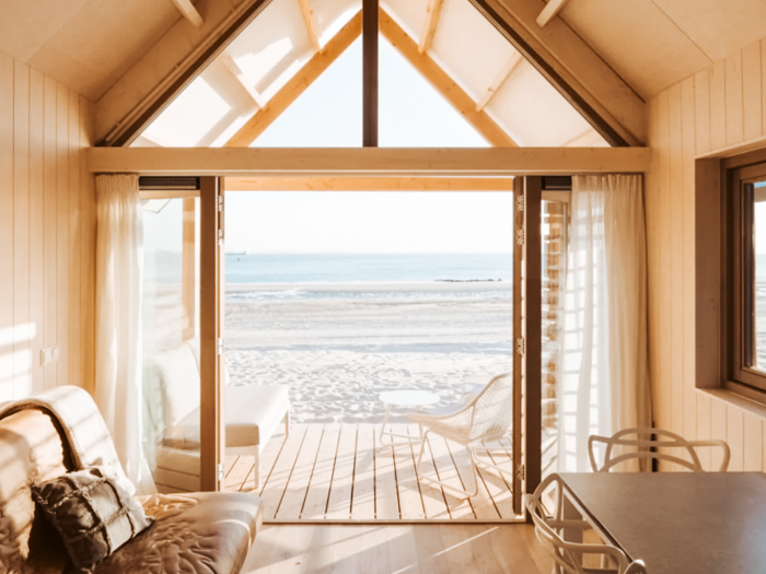 Largo Beach House Zeeland (Vlissingen):