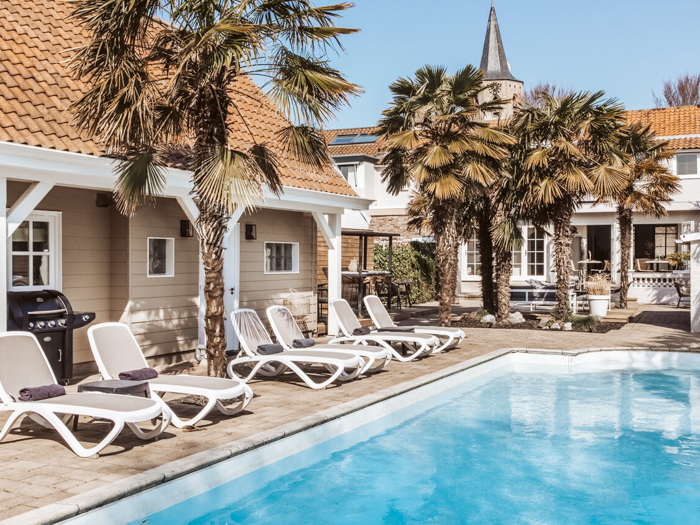 noordwelle hotel zwembad zeeland
