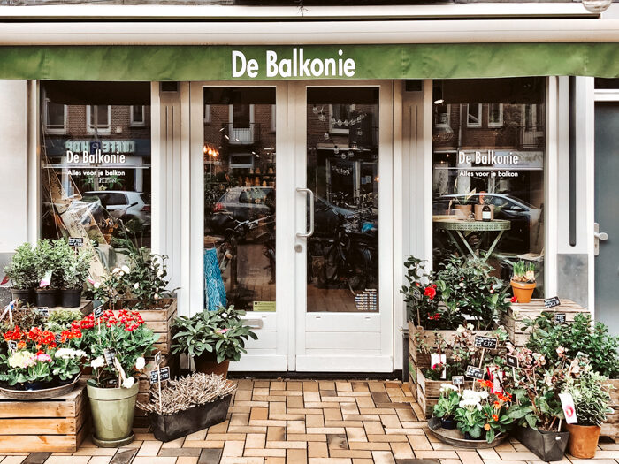 plantenwinkels amsterdam