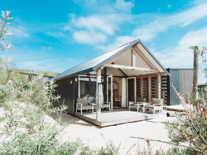 Sea Lodges strandhuisjes Bloemendaal