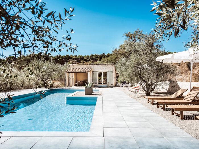 huis huren met zwembad frankrijk