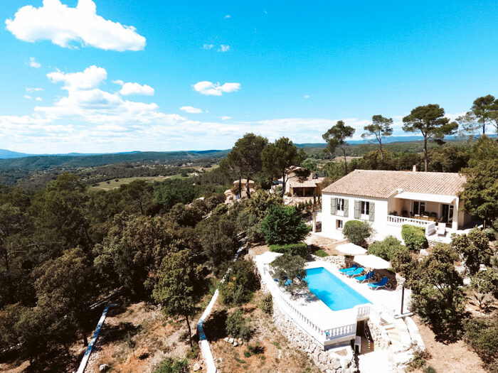 10 X mooie vakantiehuizen in Frankrijk met privé zwembad
