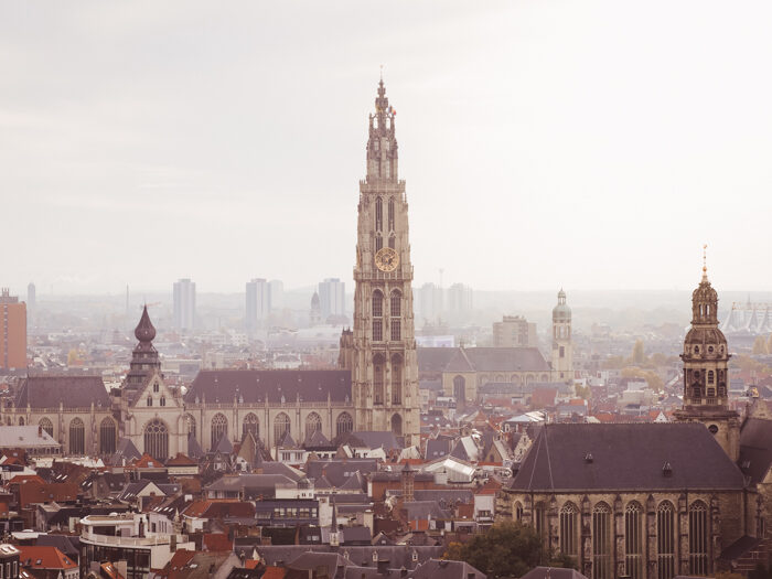 antwerpen city guide hotspots