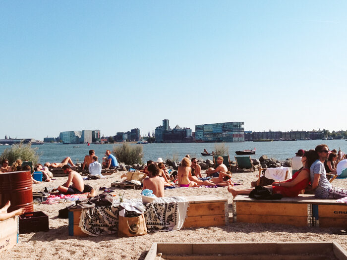 city beaches amsterdam