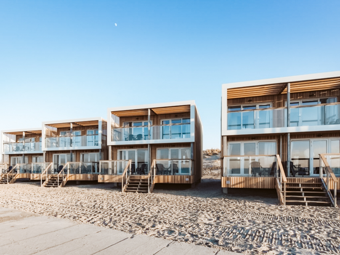 Staycation aan zee: 23 X logeren in de leukste strandhotels en strandhuizen in Nederland