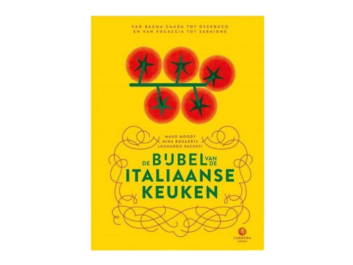 Bijbel Italiaanse keuken